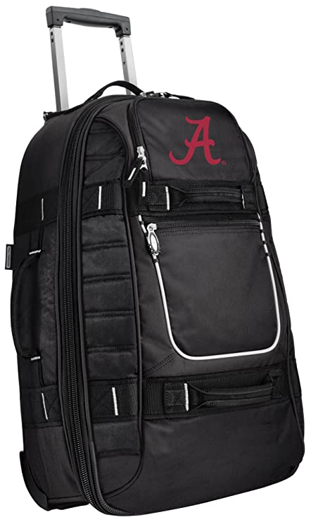 aaada8c81c Image Unavailable. Image not available for. Color  Broad Bay Small  University of Alabama Carry-On Bag Wheeled Suitcase Luggage Bags