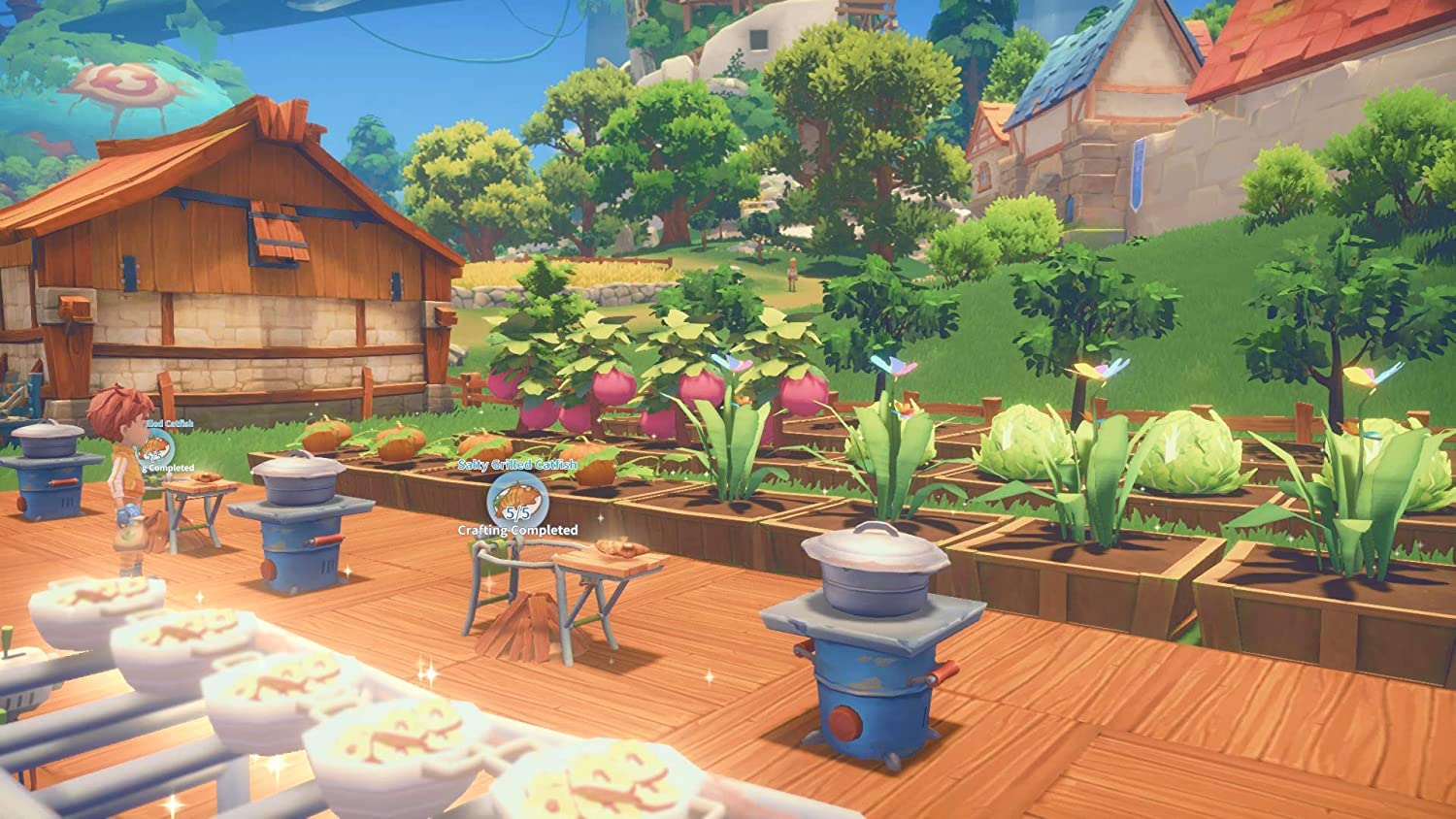My Time At Portia Ps4 Amazoncouk Pc Video Games