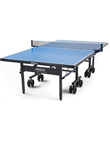 7b15897d3 JOOLA NOVA - Outdoor Table Tennis Table with Waterproof Net Set - 10 Minute  Easy Assembly