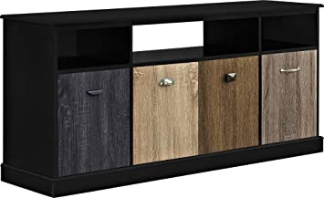 altra furniture blackburn 60quot tv console with multicolored door fronts amazoncom altra furniture ryder apothecary