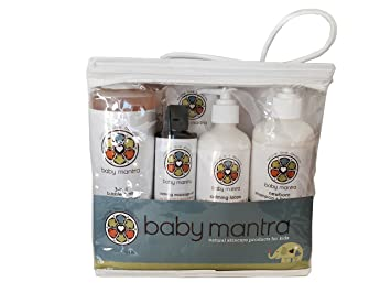 Amazon.com: Baby Mantra Baby Shower Gift Set: Health & Personal Care