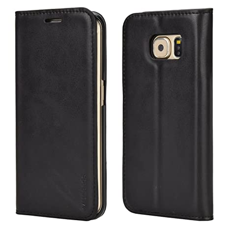 custodia pelle galaxy s6 edge