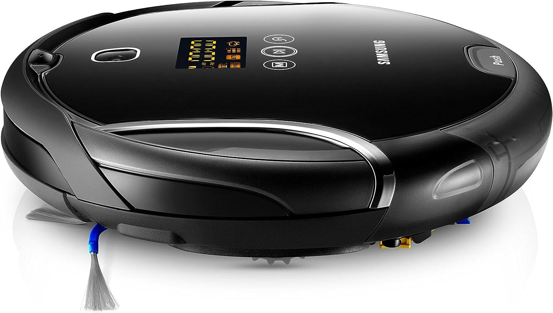 Samsung SR8980 Aspirateur robot 3 h, 2,5 L, 350 x 350 x 80