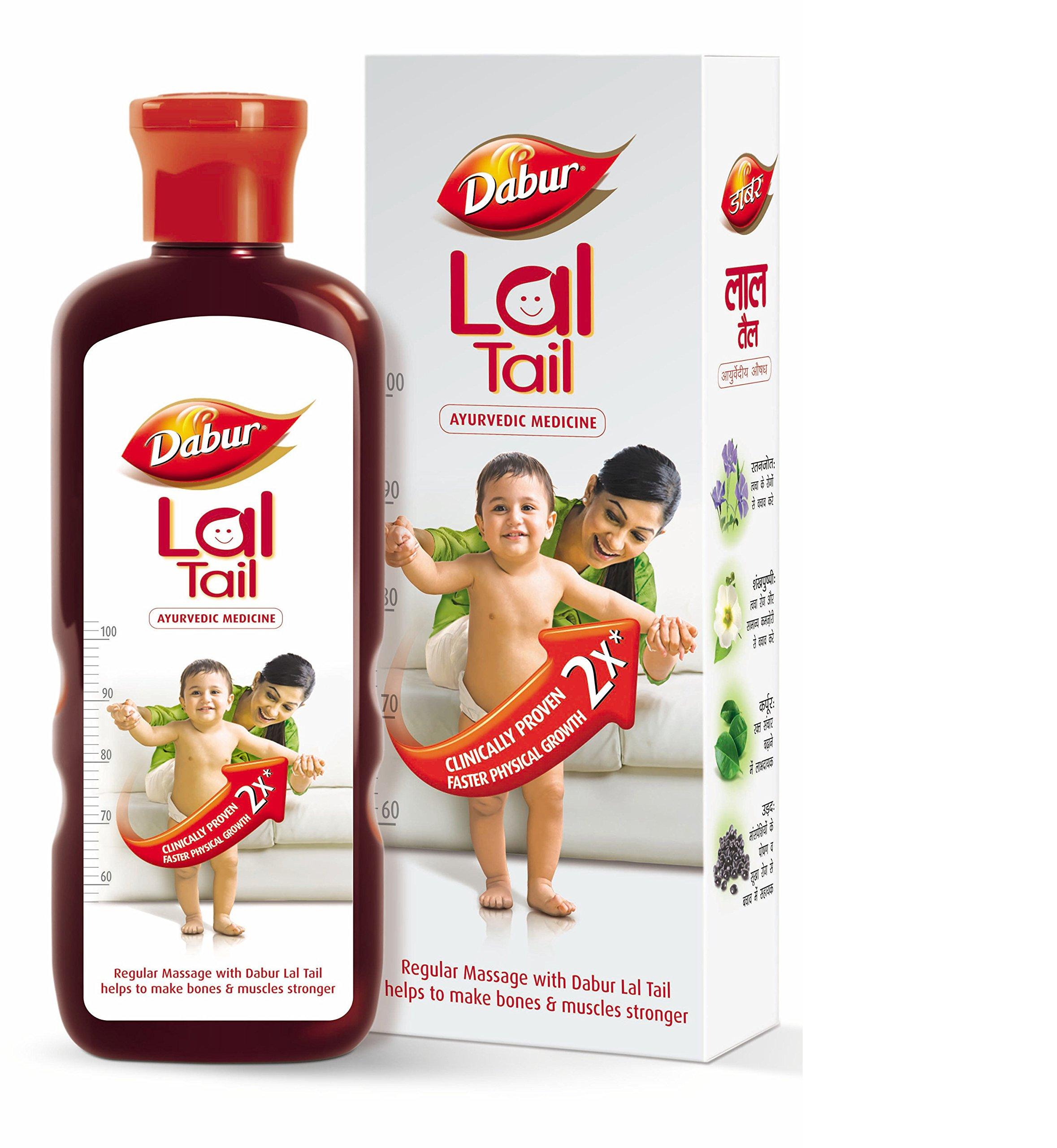 Dabur Lal Tail - 200 ml