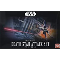"Bandai Hobby Star Wars 1/144 Plastic ModelDeath Star Attack Set ""Star Wars"""