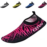 Himal Water Shoes for Women Men Water Socks Waterproof Aqua Socks Swim Shoes for Beach Volleyball Sports Exercise Shoes Active Footwear