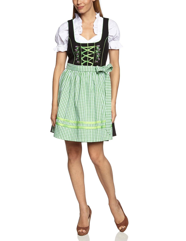 Edel Herz - Traje típico bávaro para Mujer, Talla 38, Color ...