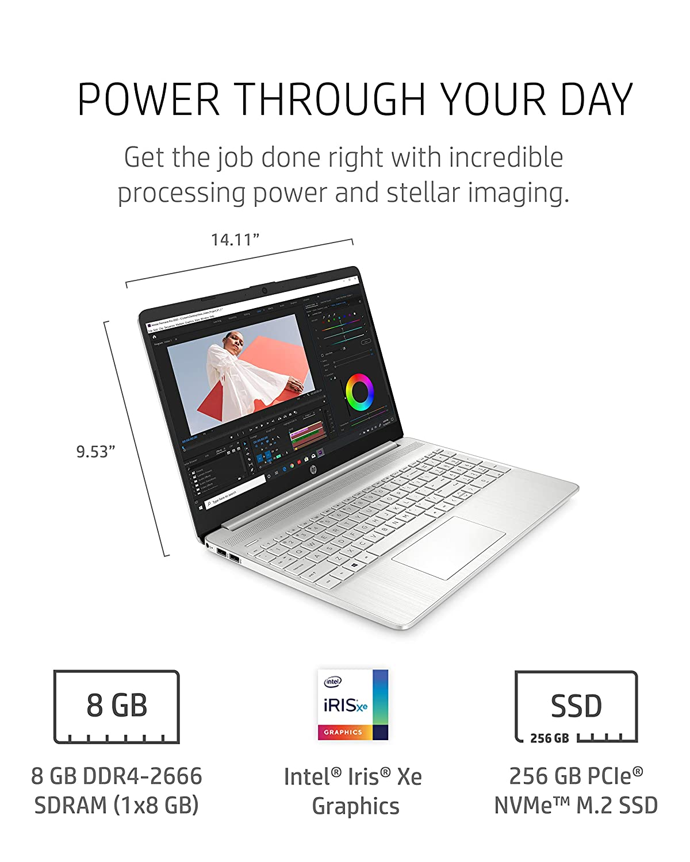 HP 15 (15 - dy2021nr) Laptop