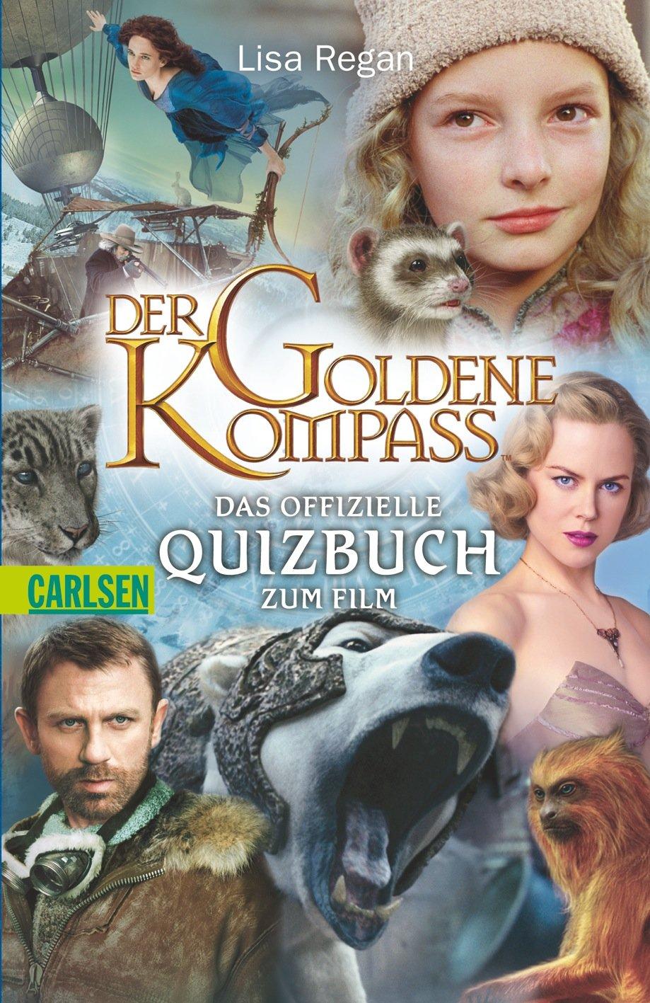 His Dark Materials: Der Goldene Kompass - Quizbuch
