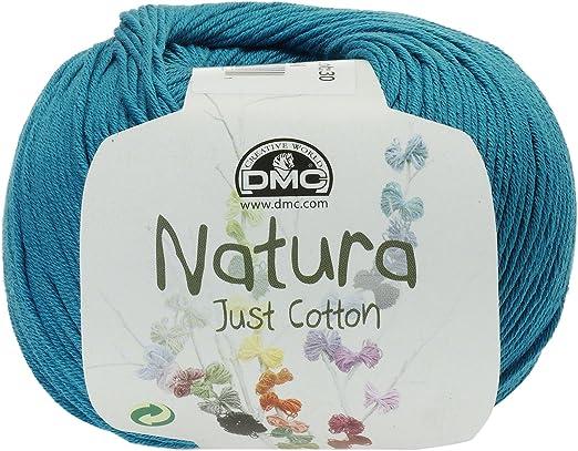 DMC Hilo 100 % algodón, Color Prussian N64, Natura: Amazon.es: Hogar