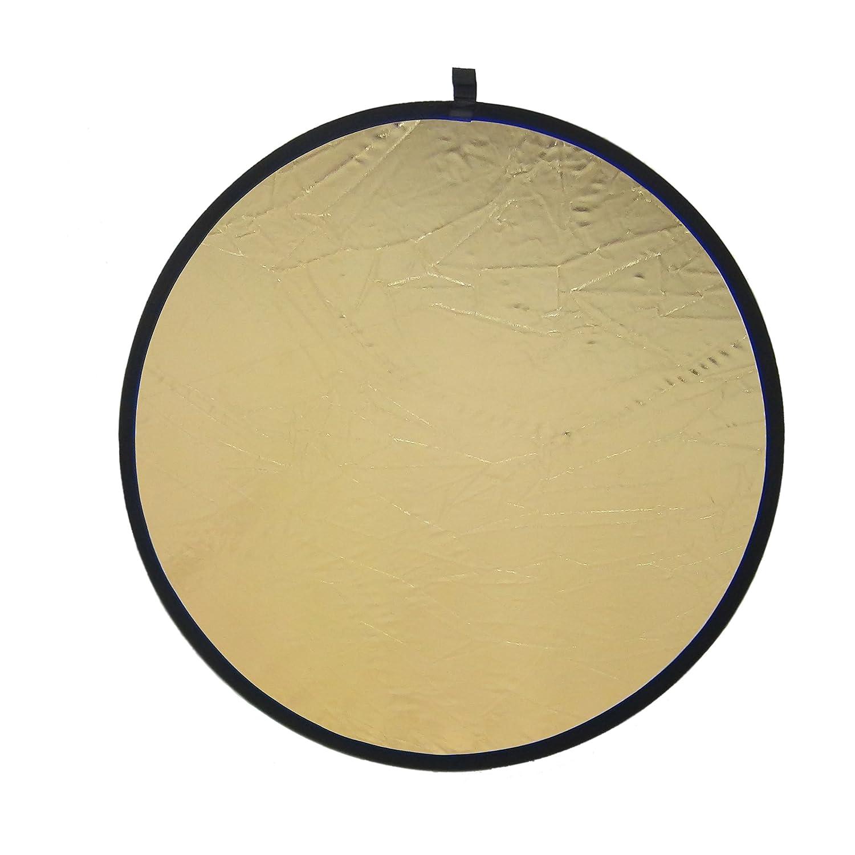DynaSun WOS2001 - Reflector/difusor plegable 5 en 1 para estudio fotográfico: Amazon.es: Electrónica