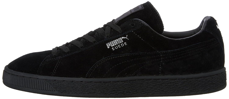 Puma Suede Classic+, (schwarz Herren High-Top Sneaker Schwarz (schwarz Classic+, - Grün) 89bc97