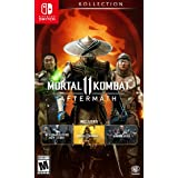 Mortal Kombat 11: Aftermath (Code In Box) Nintendo Switch Games and Software - Aftermath Edition