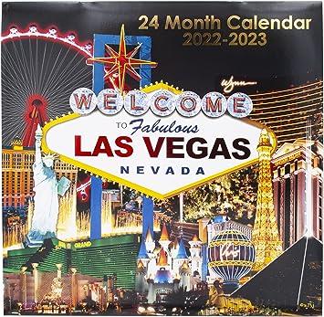 Las Vegas Calendar 2022.Ar1ktqijtkkssm