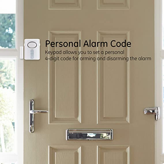 Amazon.com: Jasco Productos 45117 Alarma de puerta ...