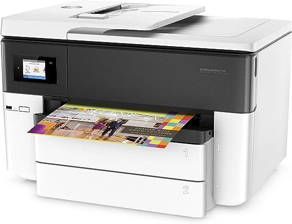 HP OfficeJet Pro 7740 – Impresora multifunción de gran formato ...