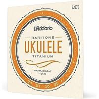 D'Addario EJ87B - Juego de cuerdas para ukelele