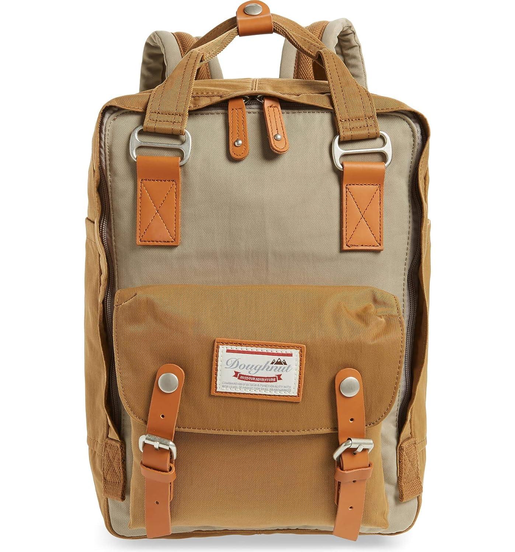 [ドーナッツ] レディース バックパックリュックサック Doughnut Macaroon Colorblock Backpack [並行輸入品] B07FP9MPSQ  One-Size