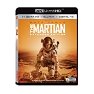The Martian: Extended Edition 4K Ultra-HD