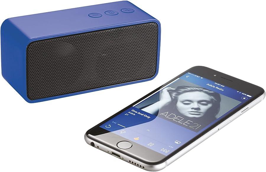 stark bluetooth speaker mode button