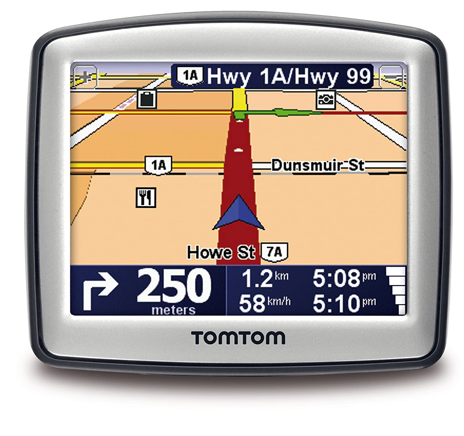 Amazon.com: TomTom One 130: Home Audio \u0026 Theater