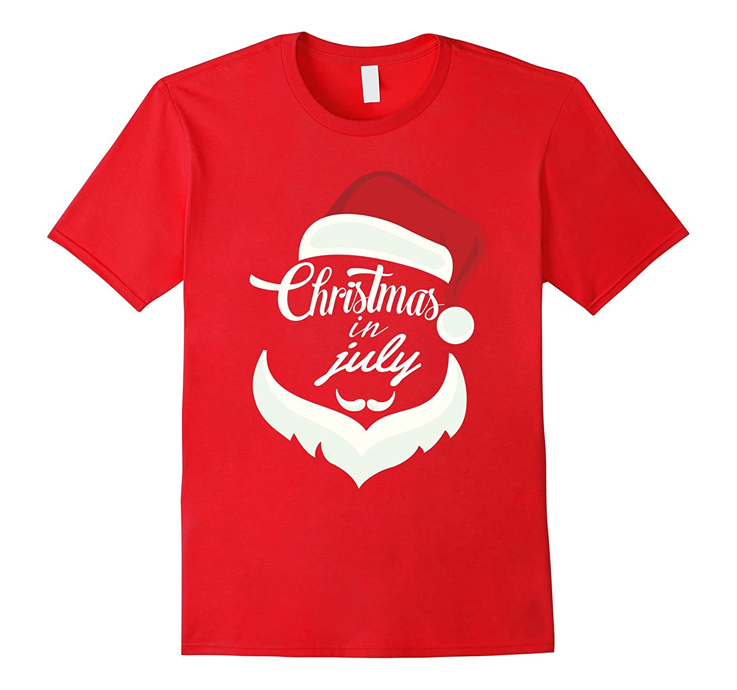 Christmas in July 2017 T-Shirt-Art