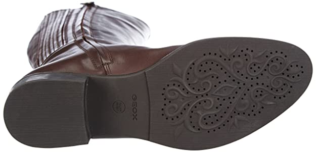 Geox Donna Mendi Stivali P, Women's Ankle Riding Boots