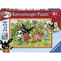 Ravensburger Puzzle 2x24 Bing,, 7821