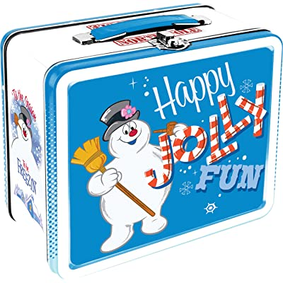 Aquarius Frosty The Snowman Gen 2 Tin Storage Fun Box: Toys & Games