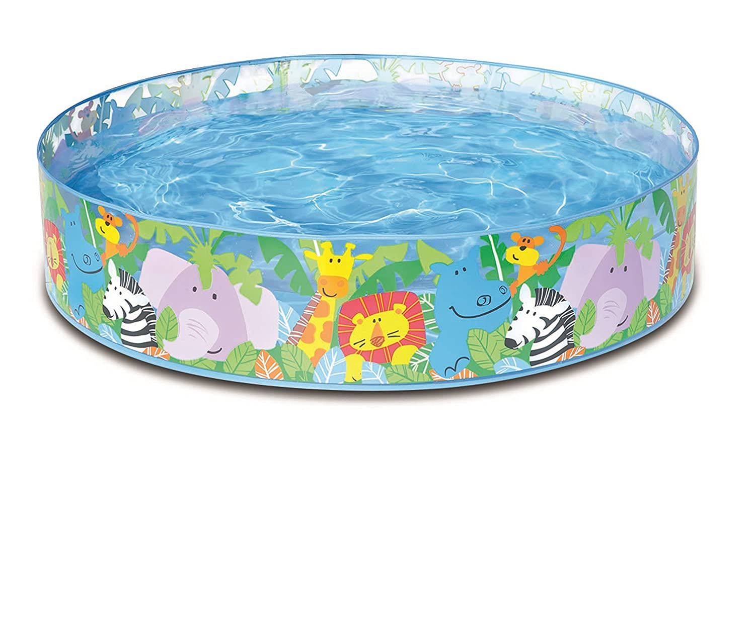 Buy Intex Snapset Water Pool - 4 Feet Online at Low Prices in India ...