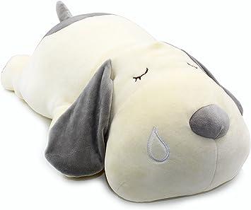 Amazon.com: Vintoys - Almohada de peluche para perro grande ...