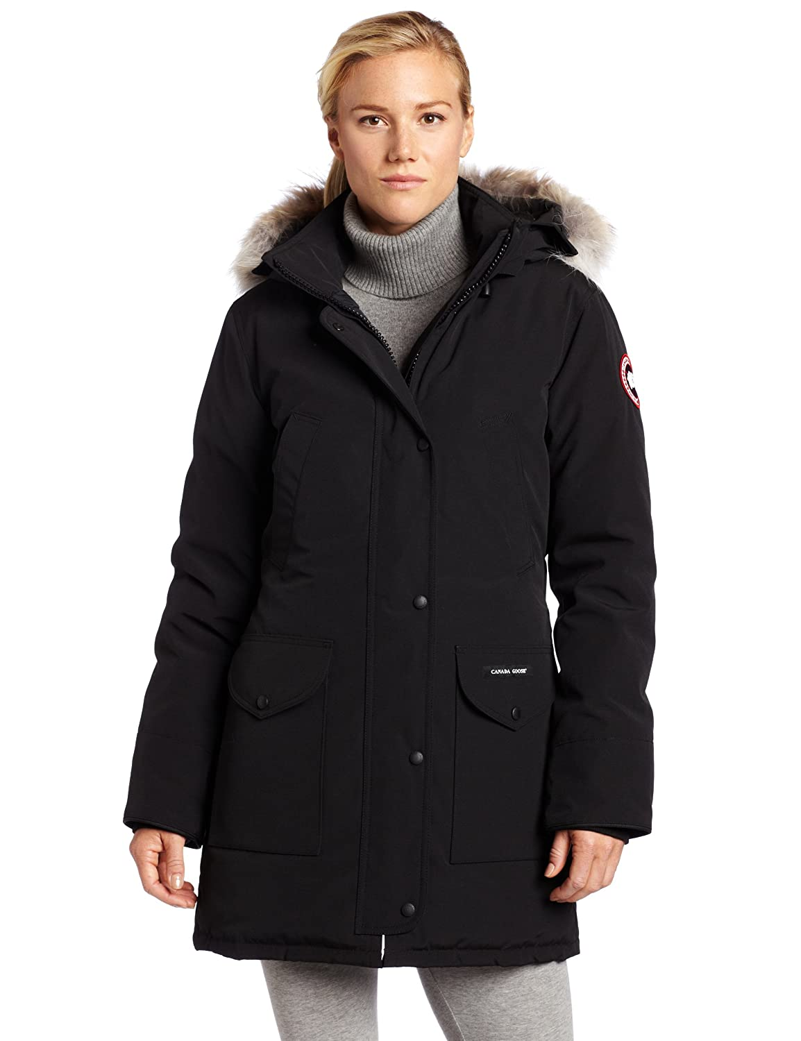 Amazon.com: Canada Goose Women's Trillium Parka: Sports & Outdoors