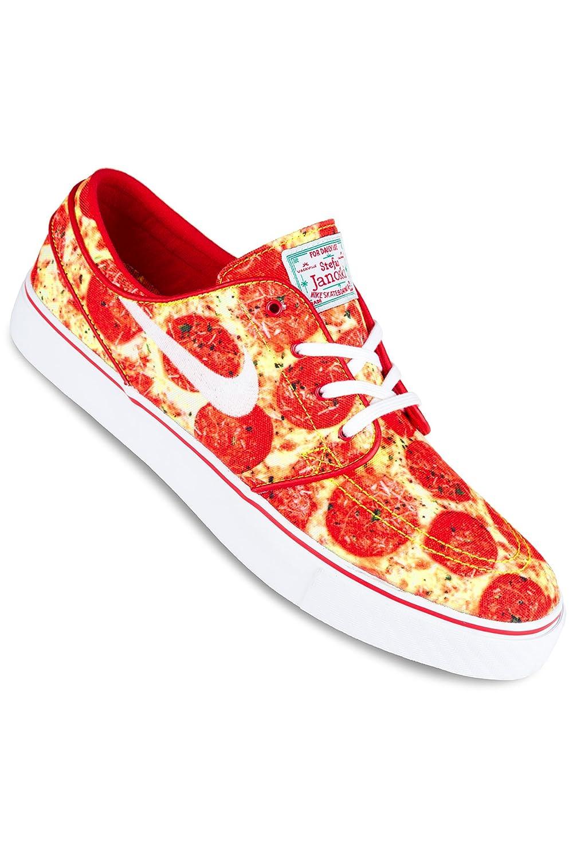 SB DUNK Zoom Janoski Skate Mental Pepperoni Pizza EUR42.5/UK8/US9/27CM Damaged  Box.: Amazon.co.uk: Shoes & Bags