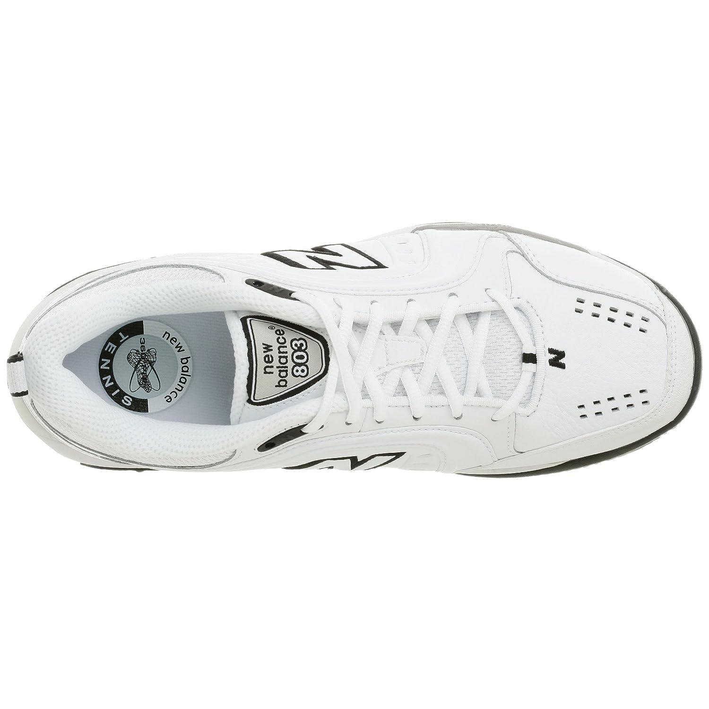 le dernier 0f2d0 ee02e Amazon.com | New Balance MC803W MC803 Men's Tennis Shoe ...