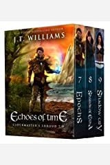 Echoes of Time: The Clockmaster's Shroud (A Tale of the Dwemhar Trilogy) (Stormborn Series Boxset Book 3) Kindle Edition