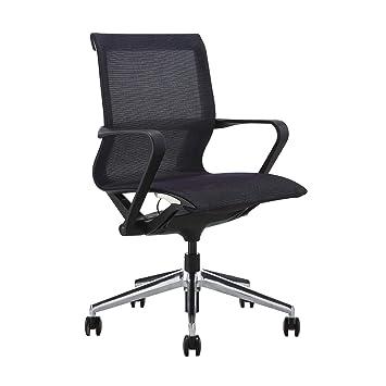 Captivating Empire Setu Replica Mesh Management Chair (Black)