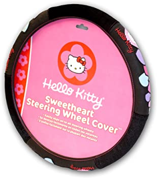Officially Licensed Hello Kitty Steering Wheel Cover