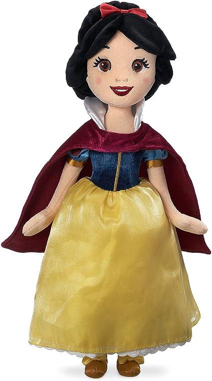 Amazon Com Disney Snow White Plush Doll 18 Inch Toys Games