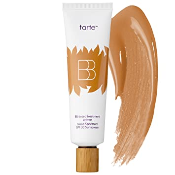 Amazon.com : BB tinted treatment 12-hour primer Broad Spectrum SPF ...