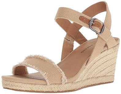 1c380bf75df Lucky Brand Women s Marceline Espadrille Wedge Sandal