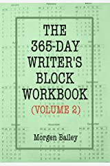 The 365-Day Writer's Block Workbook (Volume 2) Kindle Edition