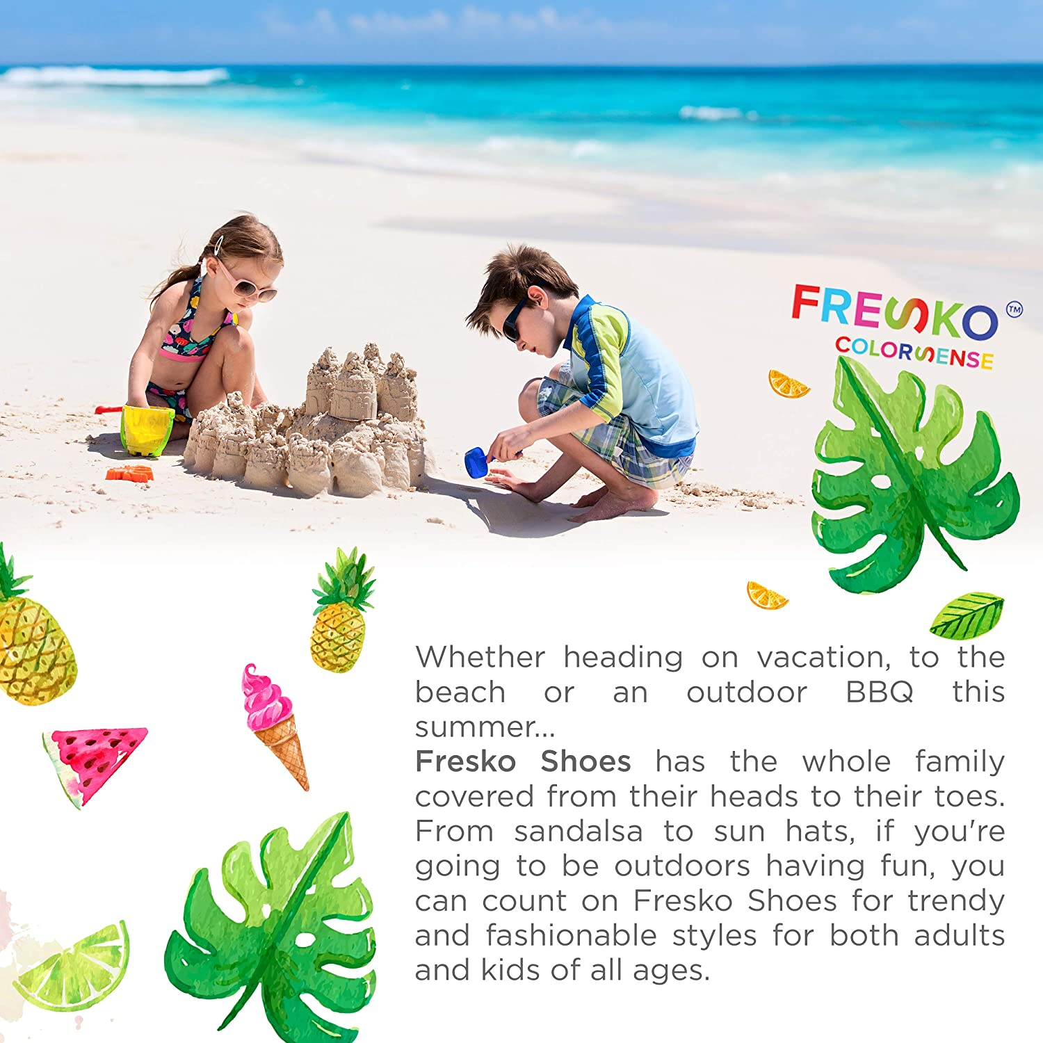 Lego Pattern for Pool Beach Shower Fresko Shoes Water Sandals for Boys