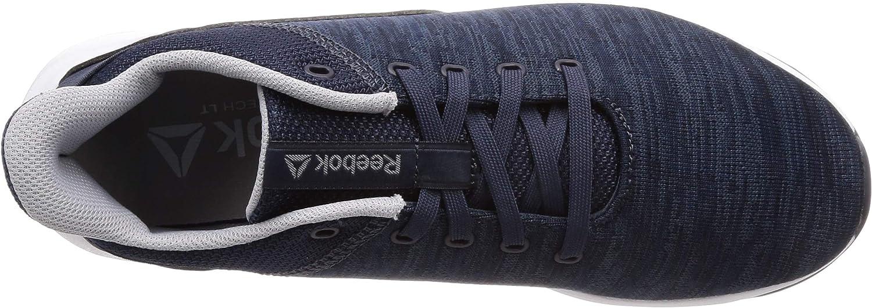 Reebok Ever Road DMX 2.0, Chaussures de Fitness Femme Multicolore Navy Grey Wht Royal Navy 000