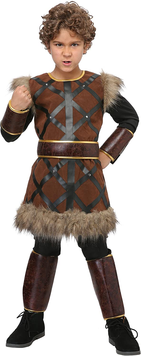 Fighting Viking Boys Costume