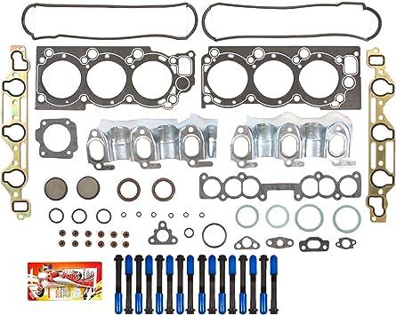 SCITOO Engine Valve Cover Gasket Set fit 88-95 Toyota Pickup 4Runner T100 3.0 SOHC 3VZE