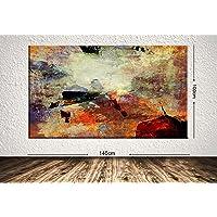 TabloCenter art79208944-6 Dev Kanvas Tablo, 100x140cm