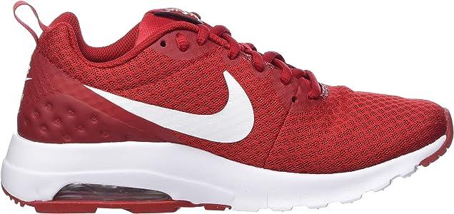 Nike Air MAX Motion LW, Zapatillas para Hombre, Rojo (Gym Red/White), 38.5 EU: Amazon.es: Zapatos y complementos
