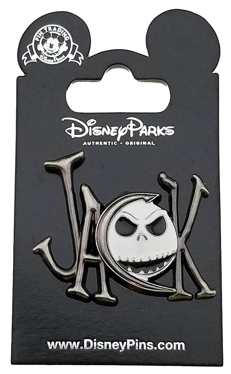 Disney Pin - The Nightmare Before Christmas - Jack