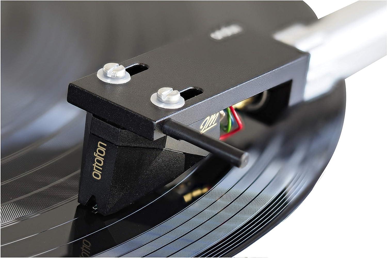 Amazon.com: Ortofon – 2 M Negro mm Phono cartucho: Home ...