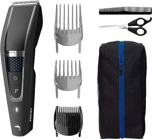 Philips HAIRCLIPPER Series 5000 HC5632/15 cortadora de pelo y maquinilla - Afeitadora (4,1 cm, 0,5 mm, 1 mm): Amazon.es: Hogar